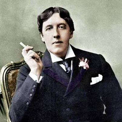 A Date to Remember:  Oscar Wilde (born October 16, 1854)