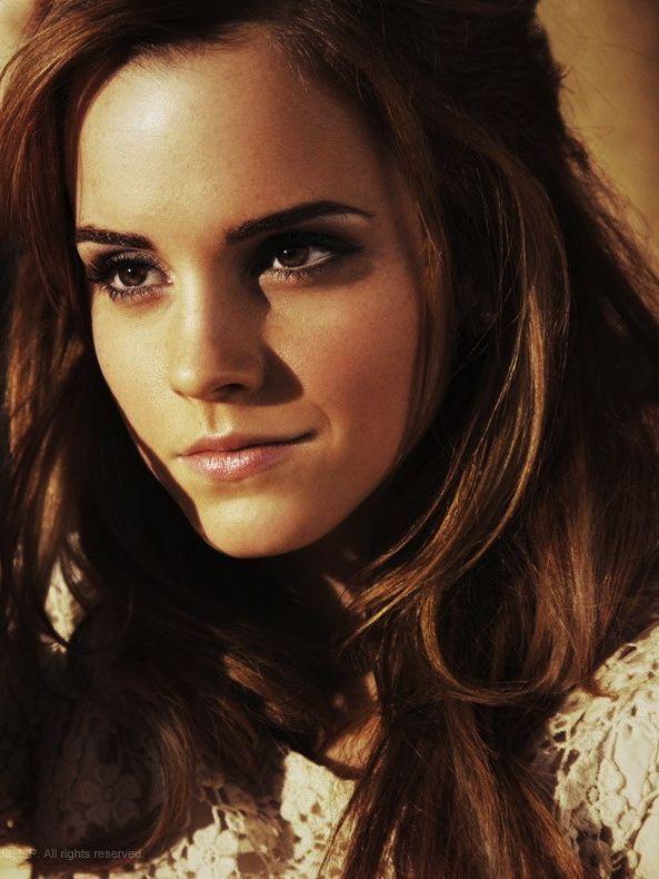 Emma Watson by Andrea Carter Bowman