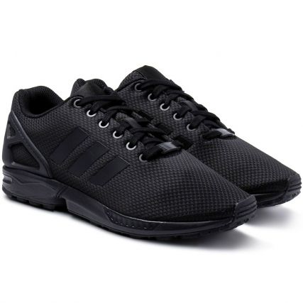 adidas - Baskets ZX Flux Noir Noir - LaBoutiqueOfficielle.com