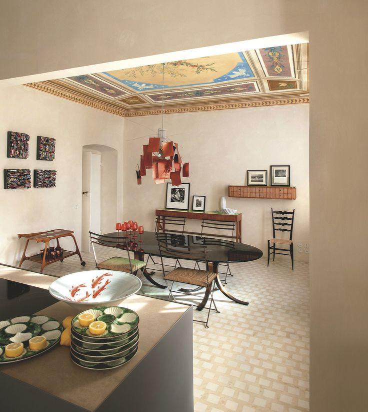 South Scandinavian dining room, Houzz. http://www.kenisahome.com/blog