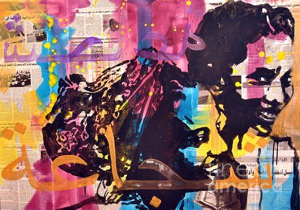 """""""Brave"""" #art by Martina Anagnostou"""