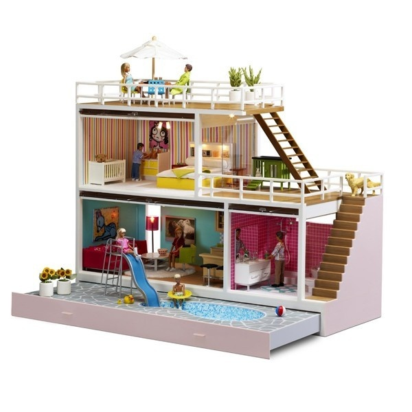 568 best The Dollhouse images on Pinterest | Doll houses ...