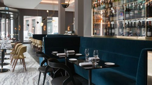 T'A Milano – der Hotspot zum Lunch