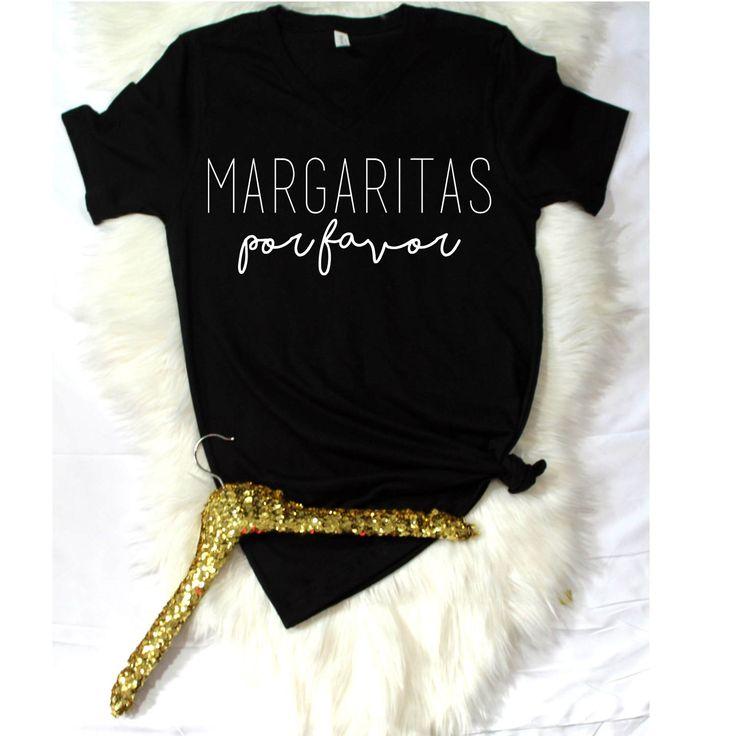 Margaritas Por Favor Unisex T-Shirt, Cinco De Mayo Shirt, S-2XL, Beer Shirt, Cinco De Mayo, Funny Shirt, Craft Beer, Tequila Shirt by ShopatBash on Etsy