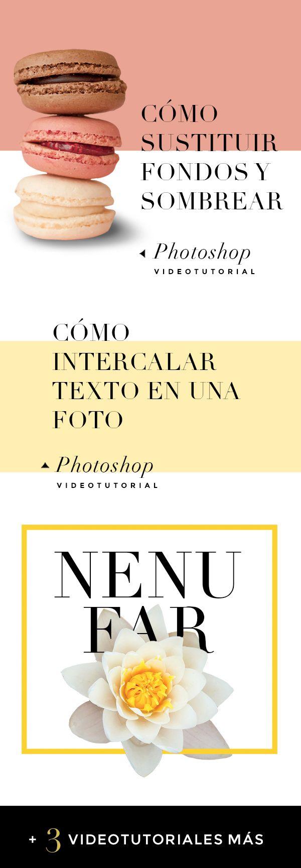 Si quieres aprender Photoshop, no te pierdas mis 5 videotutoriales gratis y mi curso online Photoshop para Diseño Gráfico. Puedes verlo todo aqui http://amazing.meisi.es/photoshop  #photoshop #blog #cursoonline #diseñografico