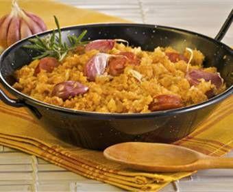 Receta tradicional de Migas Extremeñas con Arguiñano