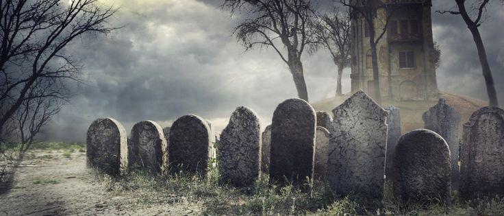 Horripilante: oito cemitérios sinistros espalhados ao redor do mundo - Mega Curioso