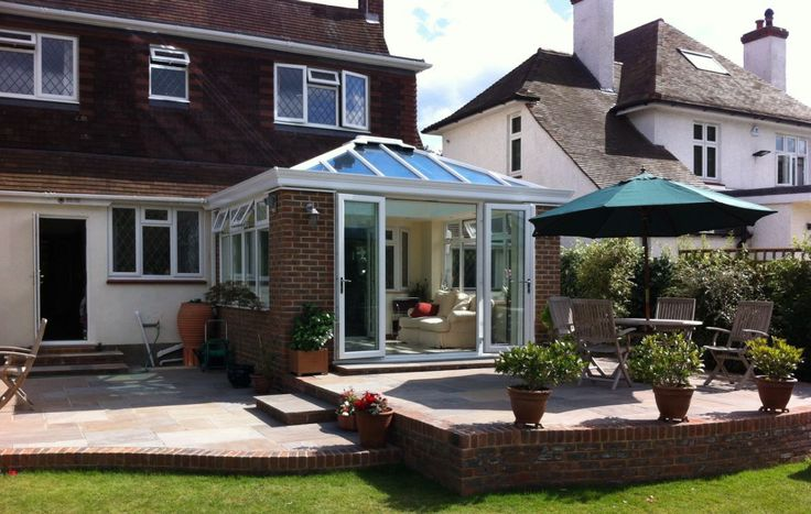 Conservatory Nottingham lifestylewindowsandconservatories ...