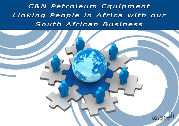 Linking people in Africa! 🇿🇦️ Join C&N & help us grow the chain! 👍  http://candnpetroleum.co.za/