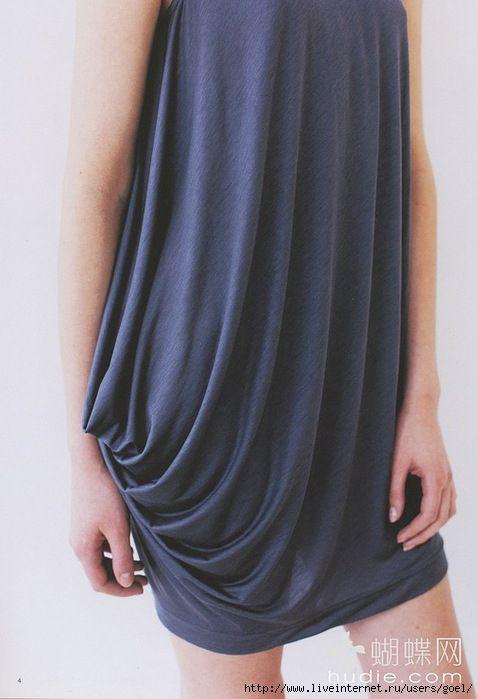 Асимметричные платья.