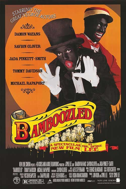bamboozled the movie Watch bamboozled (2000) 123movies full movie online free in hd quality tv producer pierre delacroix (damon wayans) becomes.