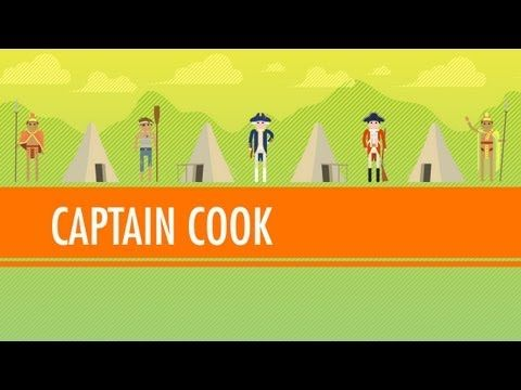 The Amazing Life and Strange Death of Captain Cook: Crash Course World History #27