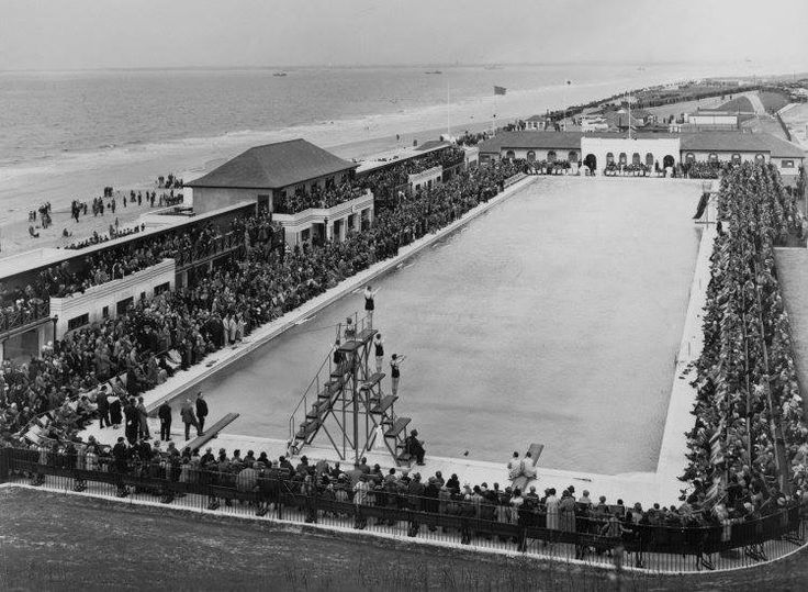 50 Best Wirral Open Air Swimming Pools Images On Pinterest Aerial View Distance And Diving