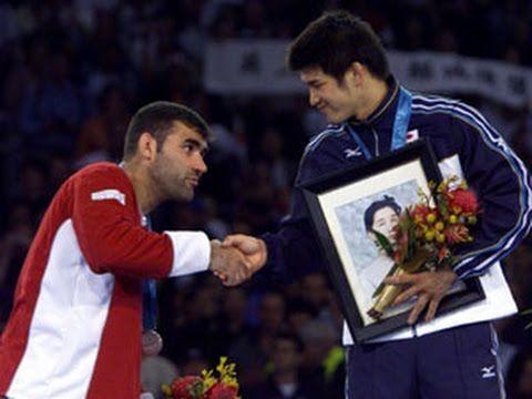 JUDO 2000 Olympics: Kosei Inoue 井上 康生 (JPN) Champion!