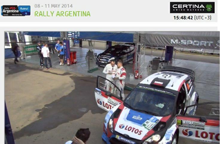 WRC Live Stream
