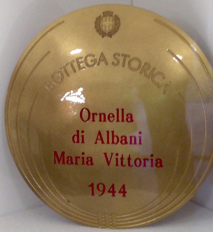 Bottega Storica 1944