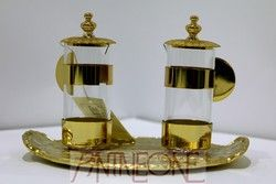 Ampolle in metallo e vetro 219/1FRD