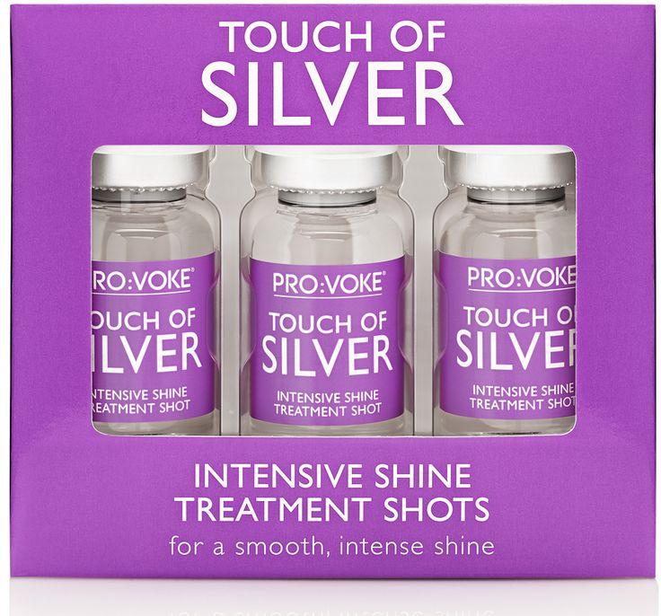Provoke: Touch of Silver - Shine Shots Reviews | beautyheaven