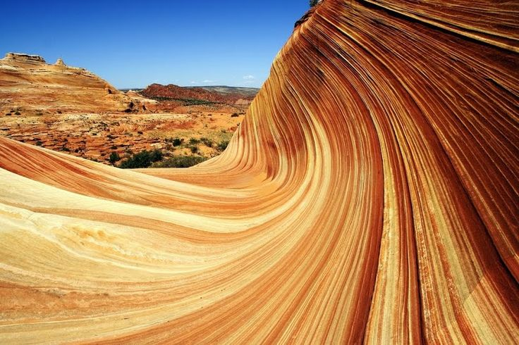 Sandstone Formation - Paria Canyon Arizona