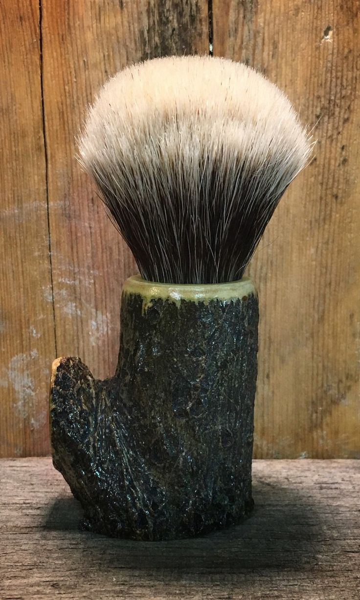 Excited to share the latest addition to my #etsy shop: Husk & Timber Mulberry 2-Band Finest Badger Shaving Brush http://etsy.me/2DuAgIB #bathandbeauty #2band #handmade #wood #badger #super #brush #shaving #mulberry