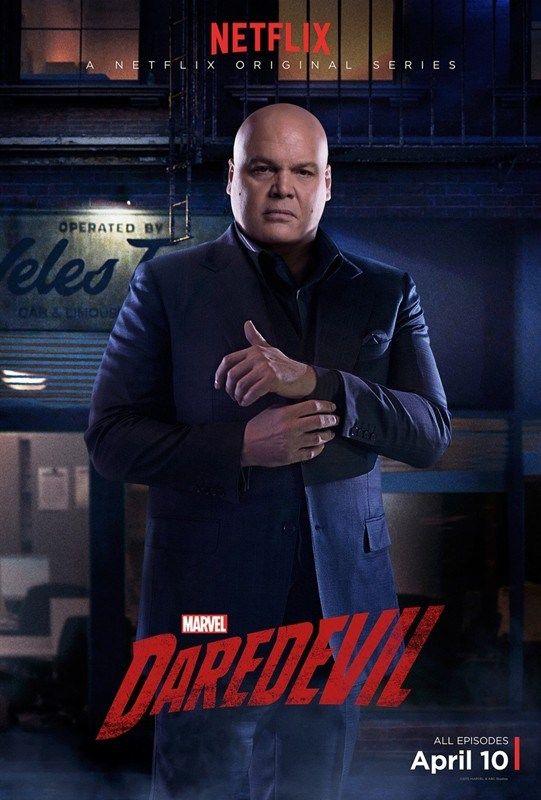PIPOCA COM BACON- Versão do Cover Especial: Demolidor (Netflix) - #PipocaComBacon vincent-donofrio-daredevil-poster-541x800