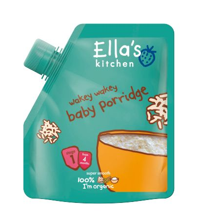 Ella S Kitchen Wakey Wakey Porridge