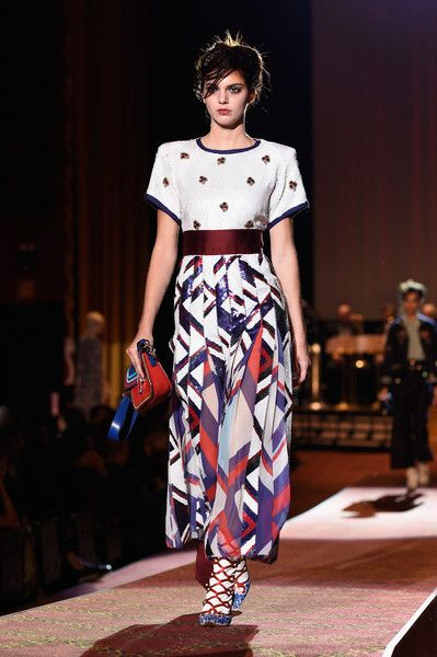 Marc Jacobs, Spring 2016 - Kendall Jenner's Best Runway Looks - Photos