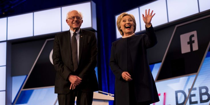 There are two Democratic presidential primaries. One is almost over. The other is about to begin.  The first Democratic presidential primary runs from Fe...