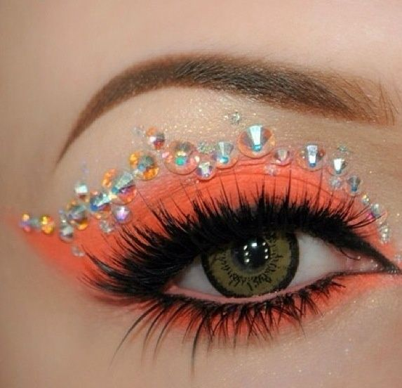 Sweet and Colorful Eye Makeup3