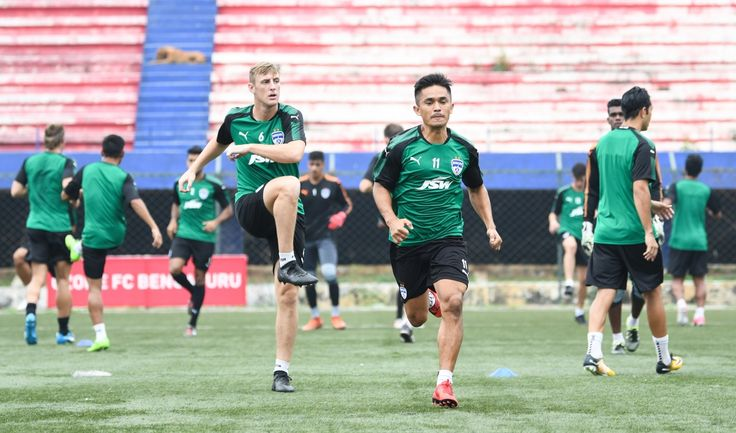 Sunil Chhetri says John Johnson is Bengaluru FC's marquee player here's why - International Business Times India Edition #757Live
