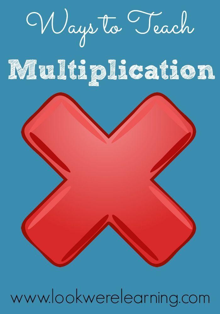55 best (K-5) Math: Multiplication images on Pinterest | Math ...