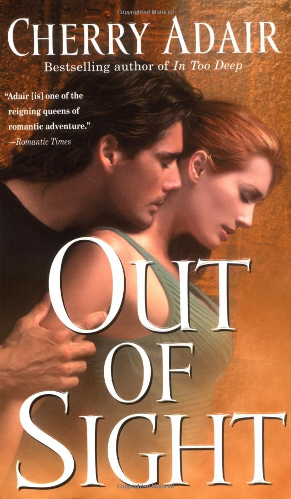 Out of Sight (The Men of T-FLAC: The Wrights, Book 5): Cherry Adair: 9780804120029: Amazon.com: Books