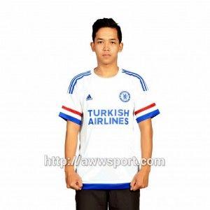 Jersey Bola Chelsea away 2015-2016 Jual baju Chelsea 2015 Jersey Chelsea Away terbaru