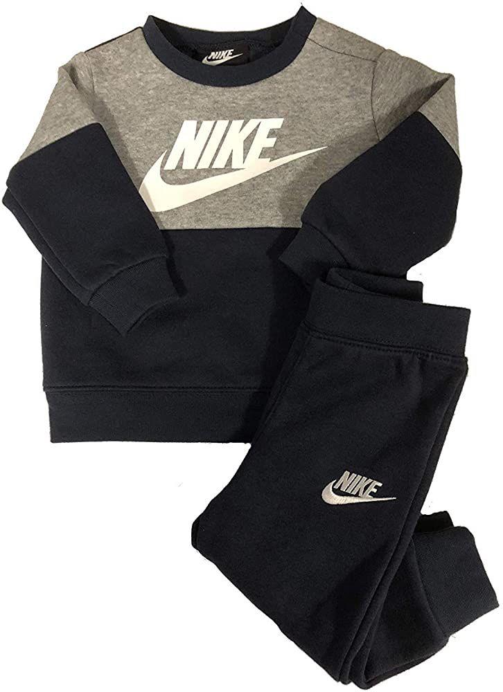 Nike Conjunto De Suéter Y Pantalones De Forro Polar Para Bebé Diseño De B Ropa Casual Para Niños Ropa Para Niños Varones Ropa Moderna Para Mujer