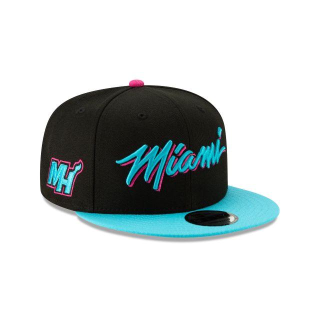 huge selection of 2f698 9e3ab Miami heat nba authentics city series 9fifty snapback in 2019   NBA   Miami  heat, Snapback, Snapback hats