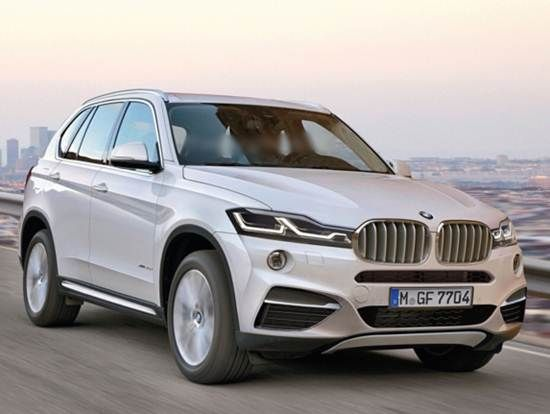 2017 BMW X7 Redesign