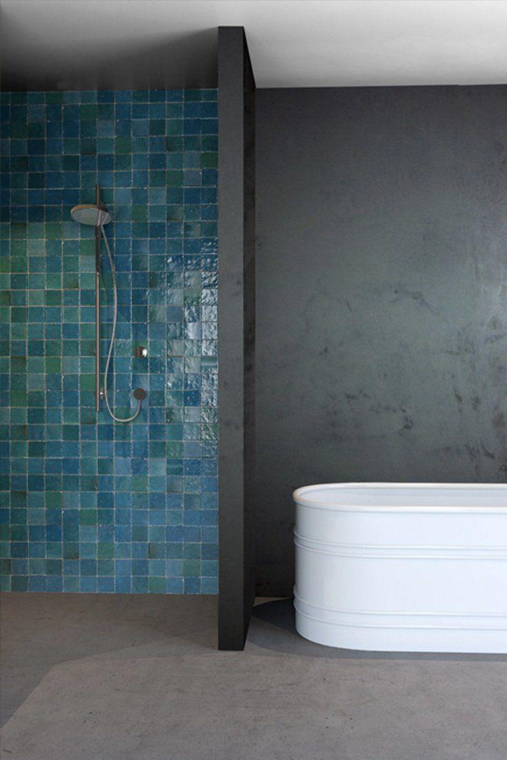 Zellige Why These Glazed Terracotta Tiles Are Hot Handmade