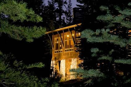 The Wuksachi Lodge | Sequoia and Kings Canyon National Parks