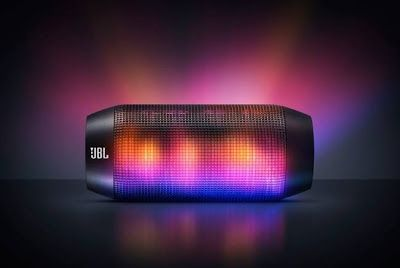 Christmas Gift Ideas ~ portable stereo with LED lights Great gift ideas at http://KindleLaptopsetc.com