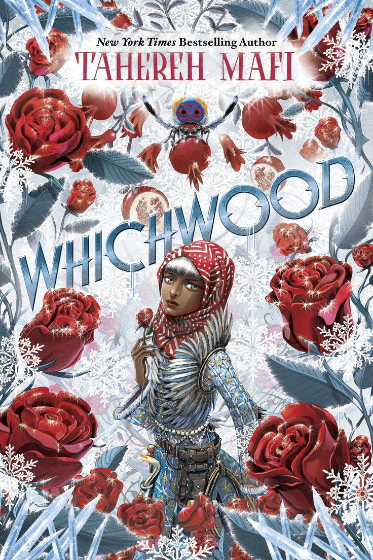 #CoverReveal Whichwood by Tahereh Mafi