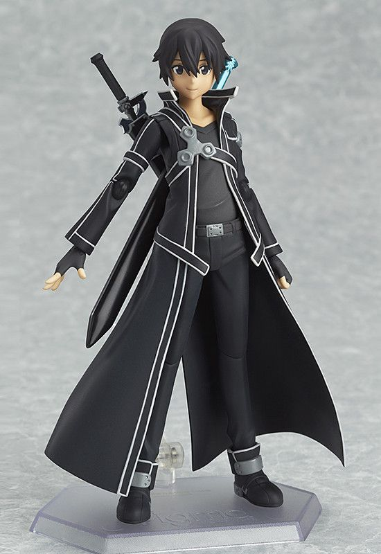 Sword Art Online Figma Action Figure - Kirito @Archonia_US