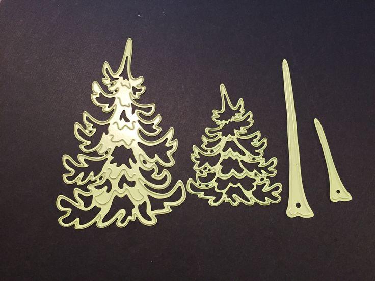 458947 juletræer