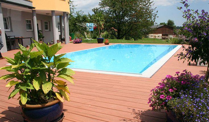 2x4 composite wood materials , swimming pool composite
