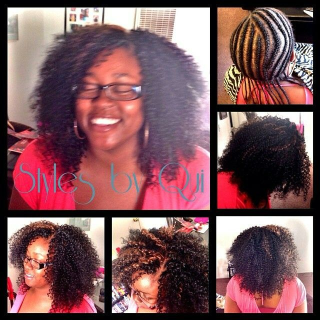 Crochet Braids Denver : ... Braids and Senegalese Twist Hair Braids under Crochet Braids With