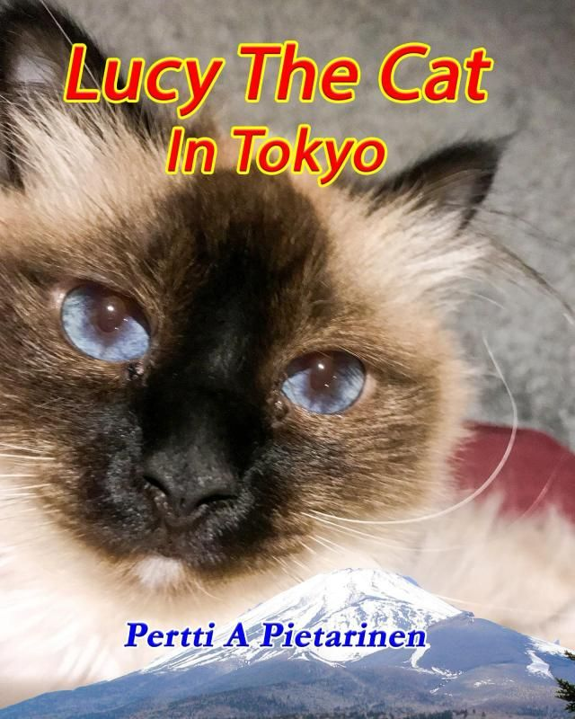 Lucy The Cat In Tokyo - AUTHORSdb: Author Database, Books and Top Charts
