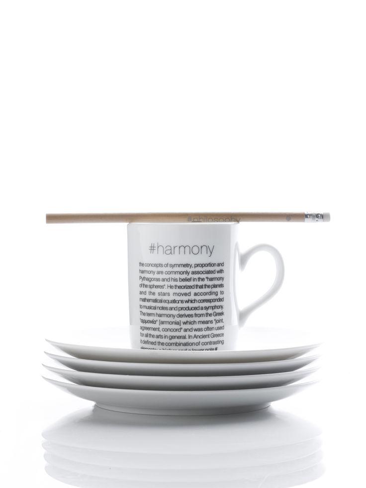 Mug #harmony