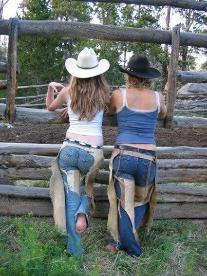 Lesbian Farm Girls