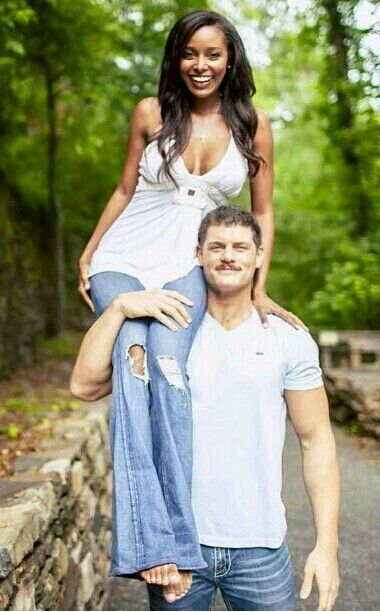 Cody Rhodes and his wife