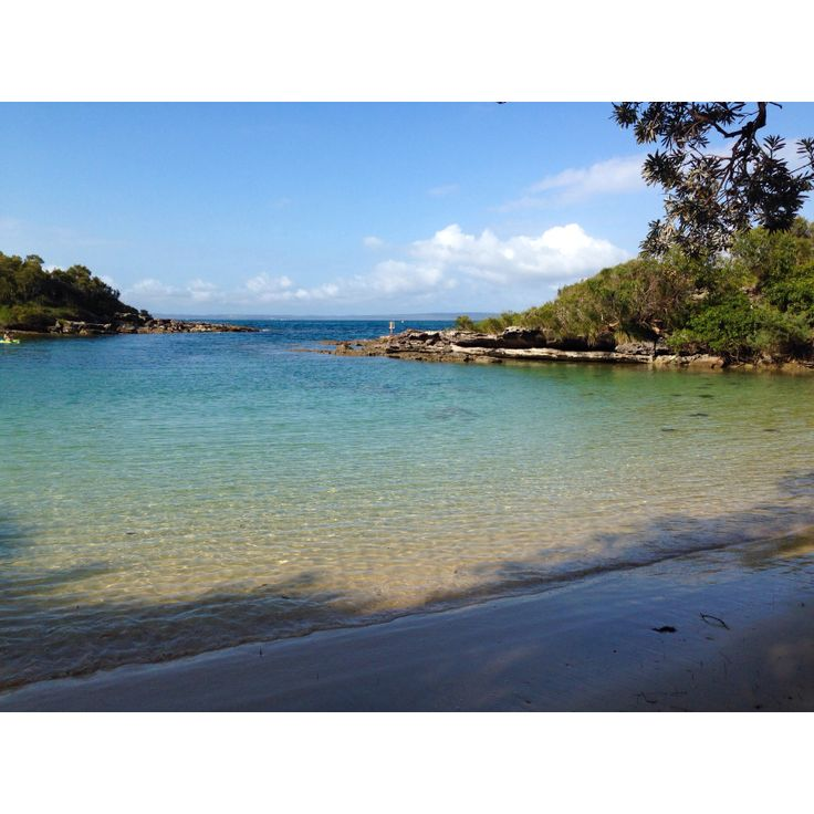 Honeymoon bay, Jervis bay NSW. Most amazing beautiful beach ☀️