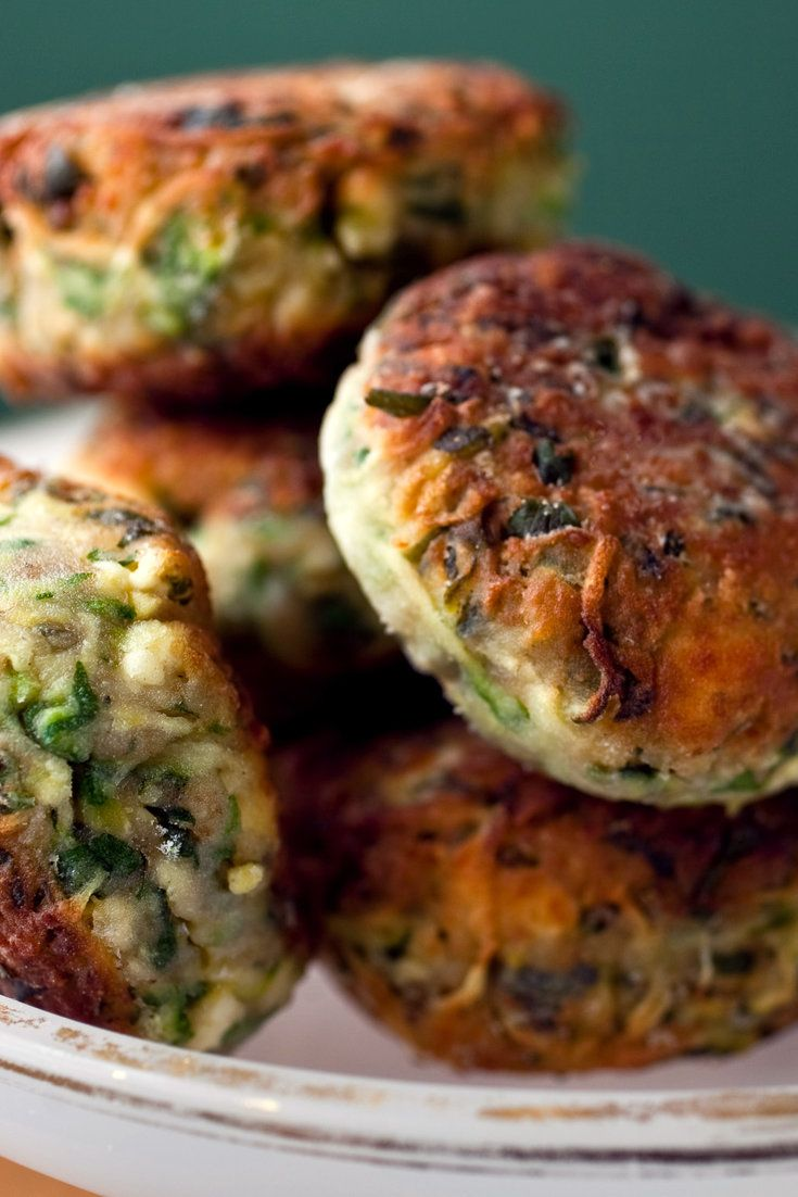 NYT Cooking: These zucchini fritters are based on a recipe I learned from the cookbook author Diane Kochilas. A classic mezze served in Greek taverna, they're like a Greek version of latkes.